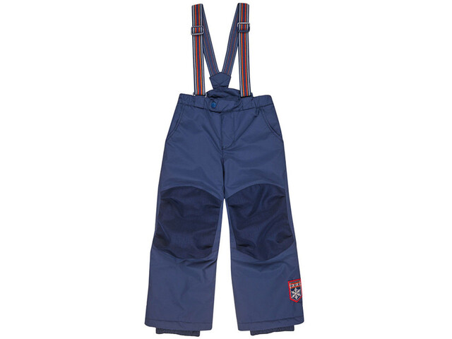 Finkid Romppa Plus Winter Pants Kids Navy
